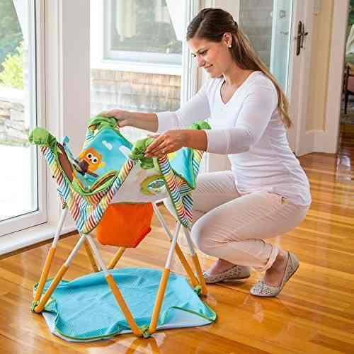 Silla De Actividades Para Bebé Jump Up Summer Hot Sale %