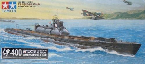 Submarino Tamiya Escala 1/350 Submarino Japanese 78019
