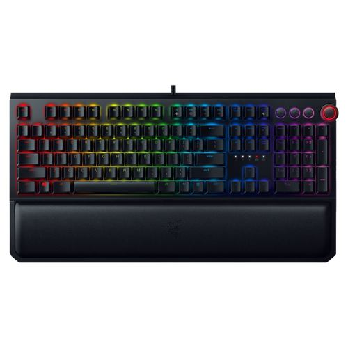 Teclado Gamer Mecanico Blackwidow Elite Green Switch Razer