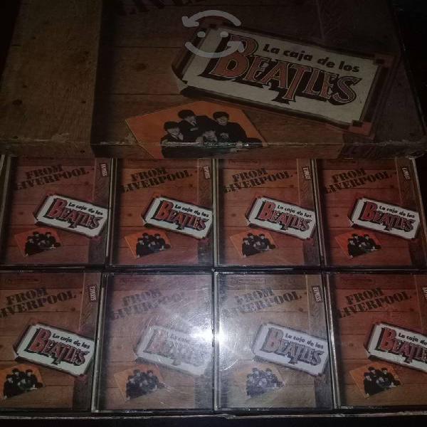 Beatles cassettes