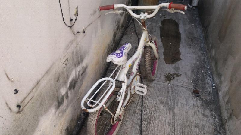 Bicicleta para niña en buenas condiciones