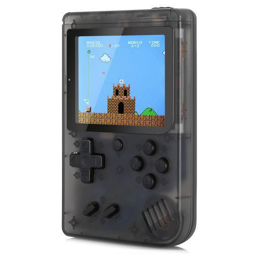Consola Handheld Retro Construido En 168 Juegos