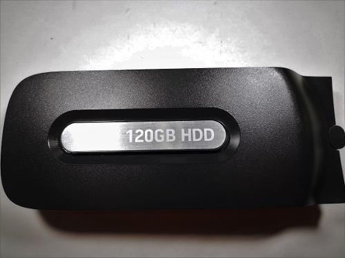 Disco Duro 120 Gb Xbox 360.msi