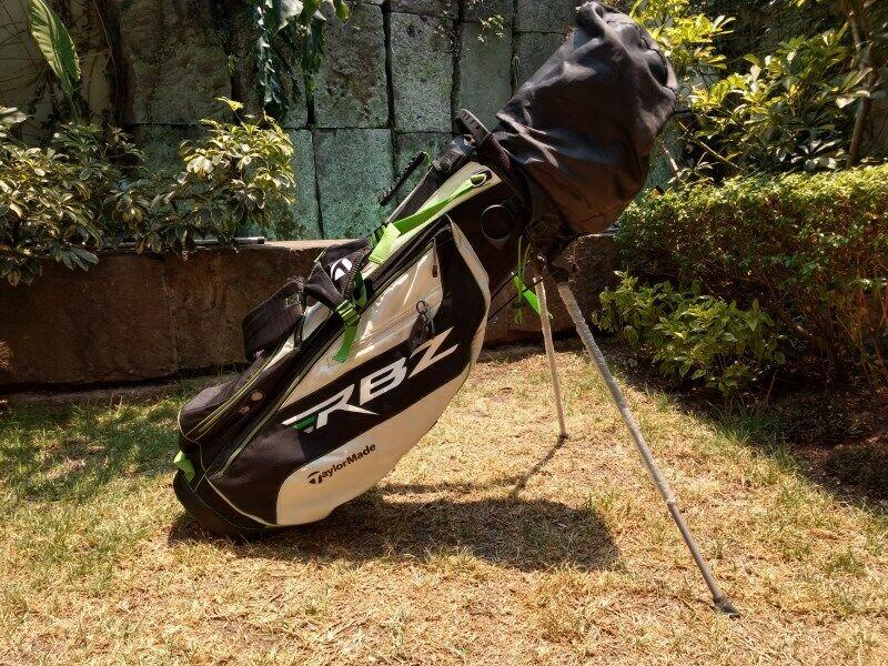 Equipo de Golf Taylor Made RBZ (Derecho)