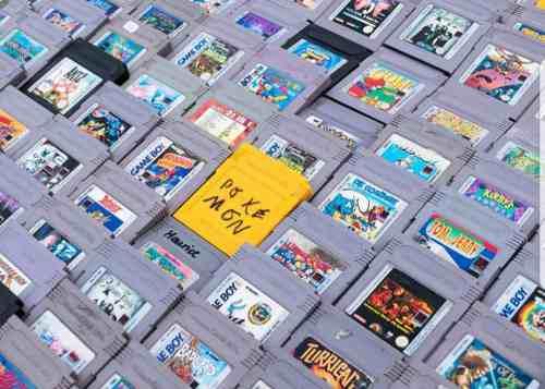 Letre Ro Game Boy Games, Videojuegos No Ofertar