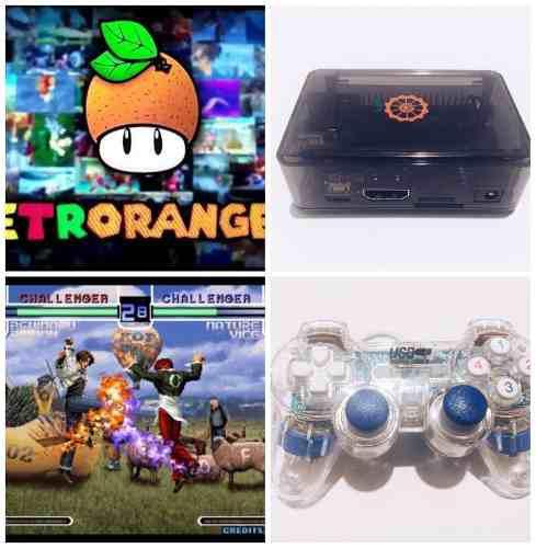 Mini Consola Videojuegos Retro, Sin Duda La Mejor De Mercado