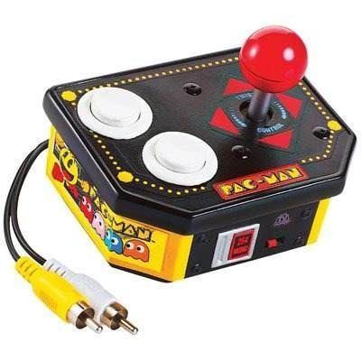 Pac Man Plug And Play Tv De Videojuegos