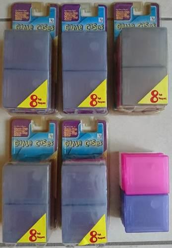 Paquete De 8 Estuches Para Juegos De Game Boy, Gb Y Gbc