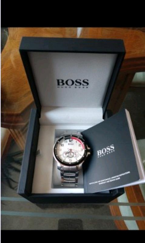 Reloj Hugo Boss edición especial