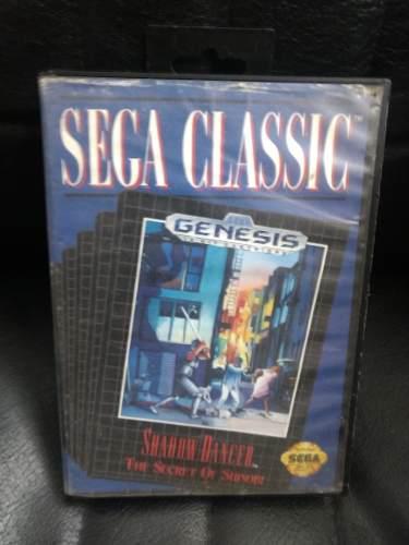 Shadow Dancer The Secret Of Shinobi Sega Génesis