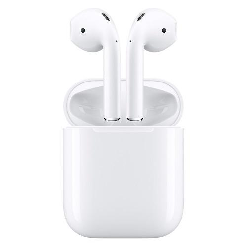 Apple AirPods 2 Audifonos Carga Inalambrica iPhone 7, 8 Y X