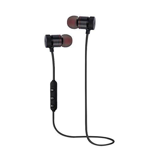 Audífonos Bluetooth Magneticos Inalambricos Con Microfono