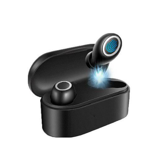 Audífonos Bluetooth Manos Libres Tws V 5.0 Base Carga Touch