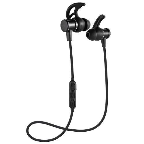 Audifonos Bluetooth Manos Libres Dorado Elegante Deportivo