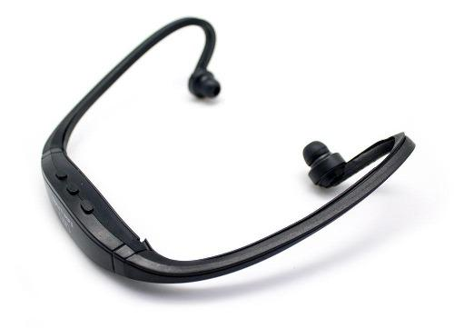 Audifonos Bluetooth Sport 2.0 Radio Fm Slot Micro Sd Exp 32g