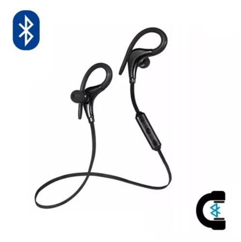 Audifonos Bluetooth Sport Manos Libre Negro Stc Envío