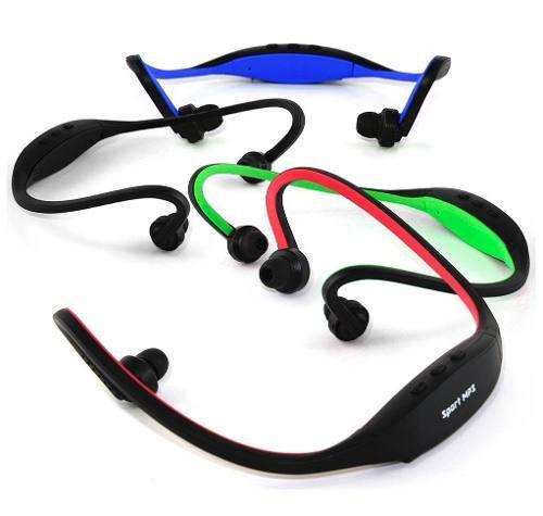 Audifonos Diadema Sport Bluetooth Mp3 Manos Libres Deportiva