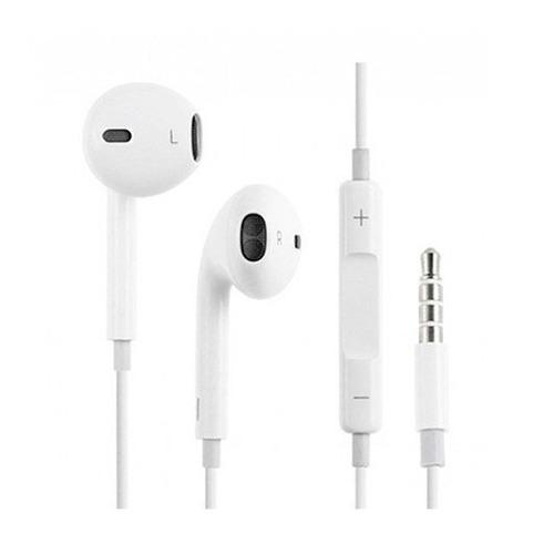 Audifonos Earpods Apple Original 3.5 Mm iPhone iPod iPad