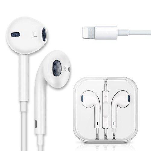 Audifonos Lightning + Bluetooth iPhone 7 8 Plus X Xs Xr Max