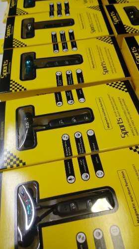 Audifonos Manos Libres Bluetooth Sport Magnetico Enviogratis
