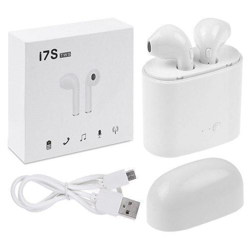Audifonos Manos Libres Bluetooth Tipo Airpod Envio Gratis