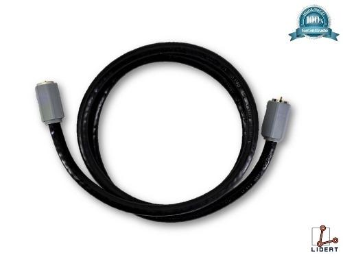 Cable Para Antena Tv Coaxial 1.5 M Ct-10 Negro