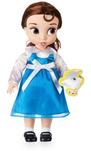 Disney Store Muñeca Princesa Bella Toddle Animators