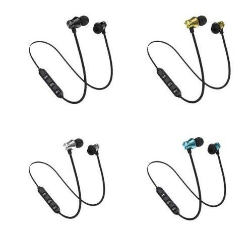 Mayoreo 6 Piezas Audifonos Bluetooth Magneticos Manos Libre