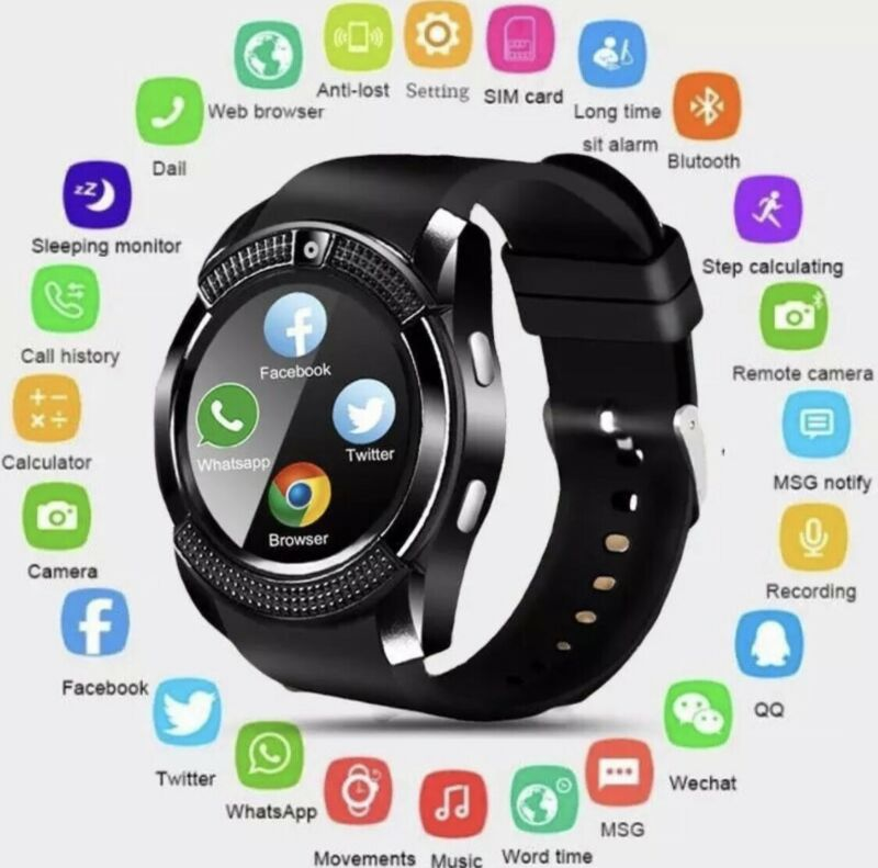 Nuevo Smart Watch/ Reloj inteligente