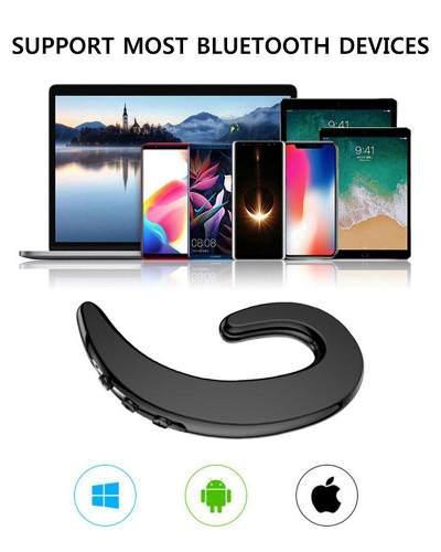 Super Slim Manos Libres Bluetooth Inalambricos Universal