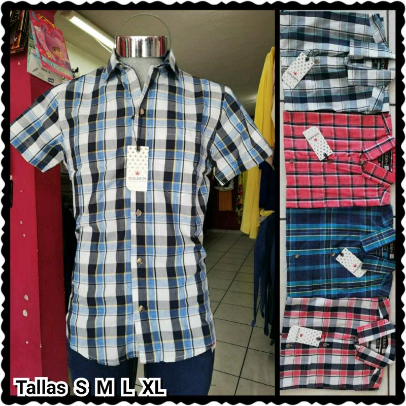 Camisa de Moda para Caballero Alta Calidad Menudeo $220
