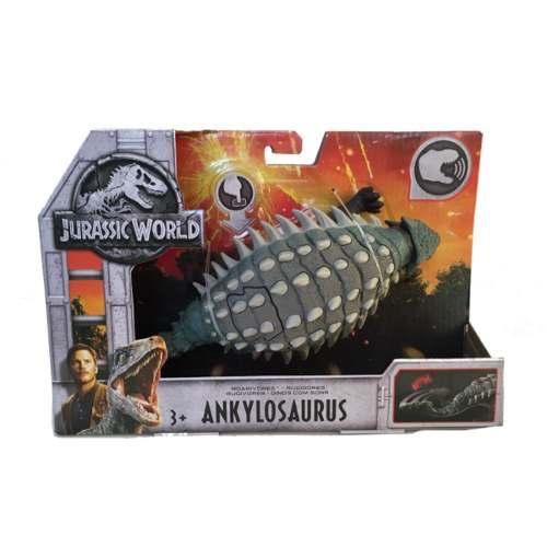Jurassic World Dinosaurios Rugidores Sonido 18 Cm Mattel