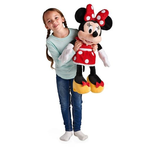 Peluche Disney Original Mickey Minnie Mouse 64 Cm Jumbo