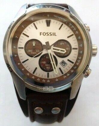 Reloj Fossil modelo CH- - Remates Increibles