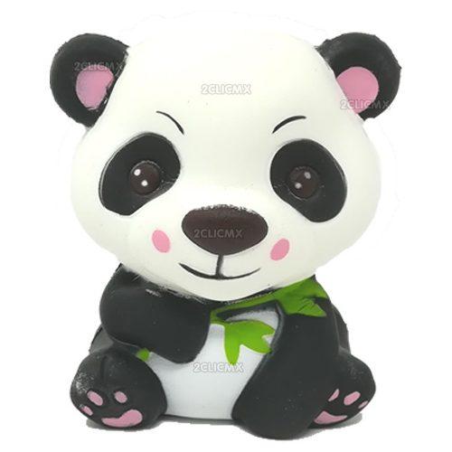 Squishy Kawaii Juguetes Oso Panda Con Bambu Grande Oferta