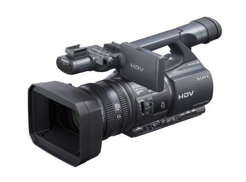Videocamara Sony Hdr Ax Full Hd p60 Profesional