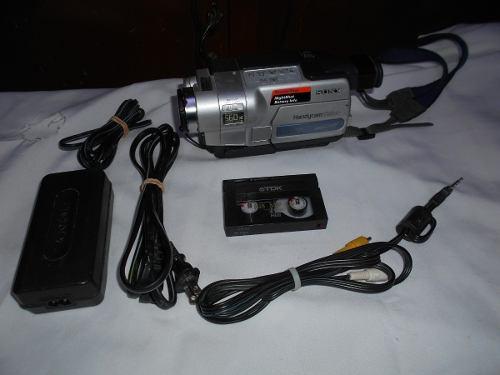 Videocámara Sony Handycam Hi8 Trv318 Funciona