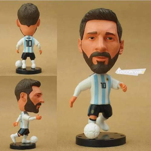 Figura Lionel Messi Argentina #10 Fifa Envío Gratis