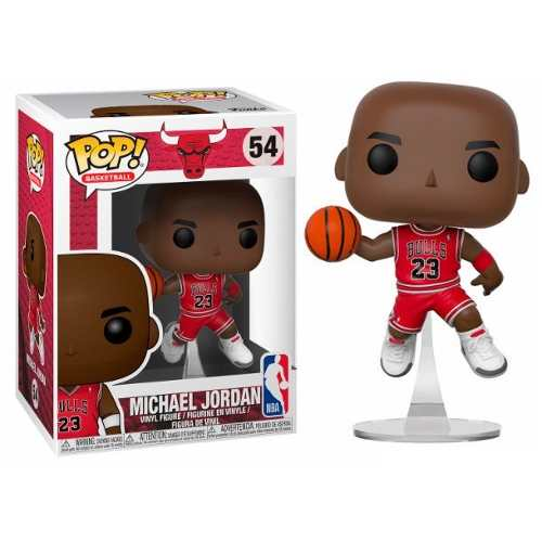 Funko Pop Nba Chicago Bulls Michael Jordan 54 Original