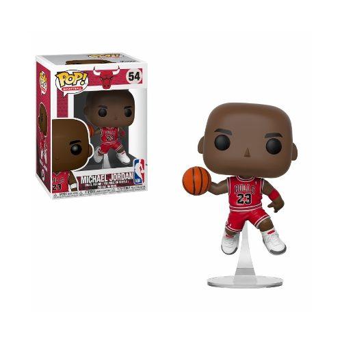 Funko Pop Nba Chicago Bulls Michael Jordan Figure Basketball