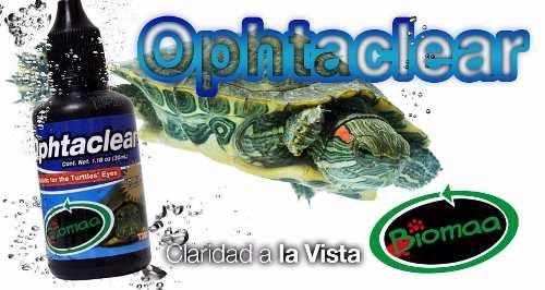 Ophtaclear 35ml Para Ojos De Tortugas Con Blefaritis Parpado