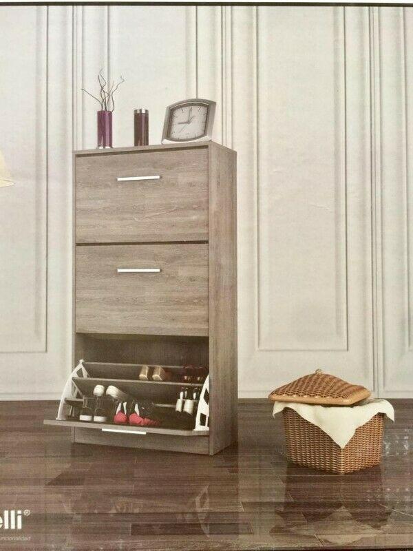 Zapatera en venta, organizador de zapatos, mueble para