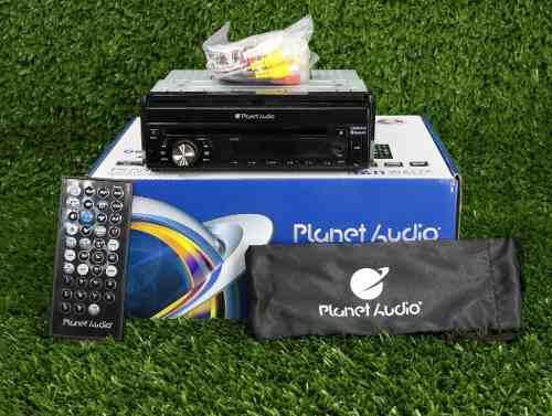 Autoestéreo De Pantalla Planet Audio Pb 1 Din 7