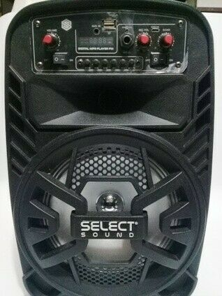 Bocina Amplificada Select Sound modelo BT - Remates