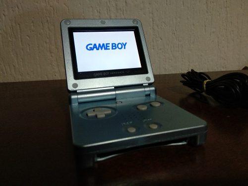 Nintendo Gameboy Advance Sp Ags-101 Doble Luz Envio Gratis!