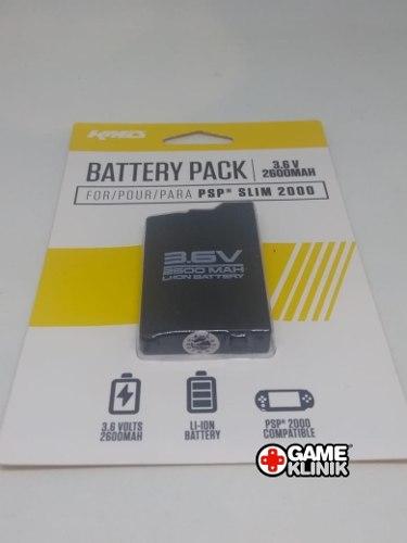 Psp Slim Pila Bateria Recargable  Y  Todos Nueva