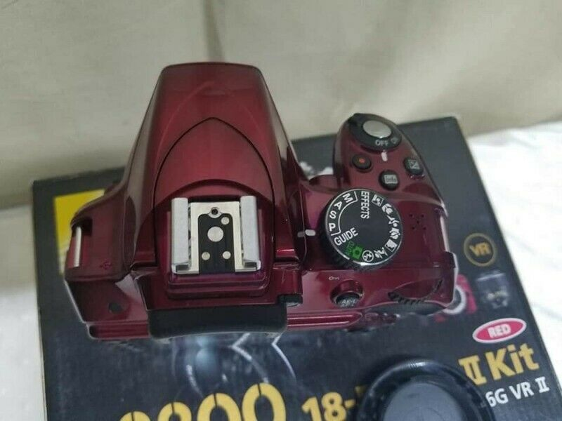 Camará Nikon D VR II KIT
