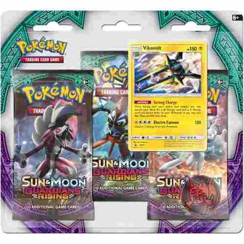 Pokémon Tcg - Guardians Rising 3 Booster Pack - Liquidacion