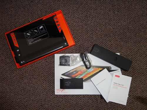 Tablet Lenovo Yoga 3 10pulg 2gb Ram 16gb Android 6.0
