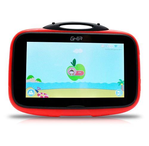 Tablet Para Niños Resistente Ghia Kids Android 8.1 1gb Ram